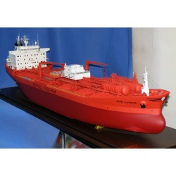 Bow Favour - Oil/Chemical Tanker